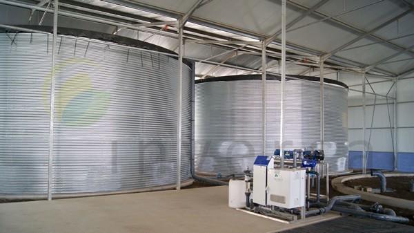 Irrigation & water treatement